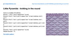 knitpurlstitches.com-Little Pyramids - knitting in the round.pdf