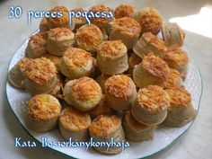 30 perces pogácsa (Gluténmentesen is) Dairy Free Recipes, Healthy Recipes, Baked Potato, Free Food, Healthy Living, Muffin, Cooking, Breakfast, Ethnic Recipes