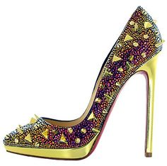 "Undoubtedly, Christian Louboutin's latest shoe collection called ""Christian Louboutin Fall/Winter 2011-2012″ is so glamorous and chic that every woman will want to make it a part of her shoe wardrobe."