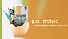 Scentsy's New Spring/Summer Products - Make your home smell amazing :)