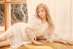 Girls' Generation's Taeyeon talked about makeup, beauty, and more in 'Beauty+'!To questions about her beauty secrets, Taeyeon respon… Sooyoung, Yoona, Girls Generation, Girls' Generation Taeyeon, Yuri, Grace Beauty, Kim Tae Yeon, Beauty Magazine, Japanese Girl