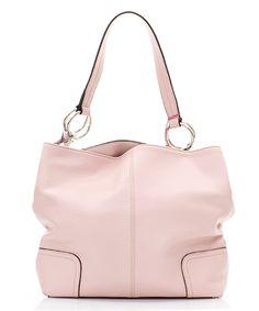 Soft Pink Handbag.