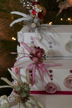 Merry Christmas - Cake by CambridgecakesNZ