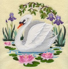 Machine Embroidery Designs at Embroidery Library! - Color Change - H5470