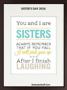Happy Sisters day 2016 Best HD Wallpapers, Quotes, and Wishes