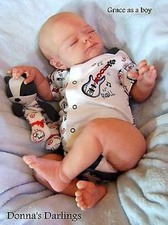 So Real Reborn Baby art doll boy Grace sculpt by Tina Kewy LTD Silicone Babies For Sale, Real Looking Baby Dolls, Realistic Dolls, Baby Art, Reborn Baby Dolls, Doll Face, Art Dolls, Little Ones, Cute Babies