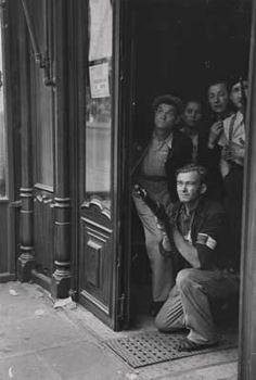 Robert Cappa Paris 1944
