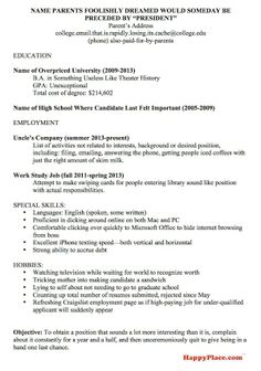 New Grad Resume Template Sunset Sky  Free Resume Templates  Pinterest  Sunset Sky And Template