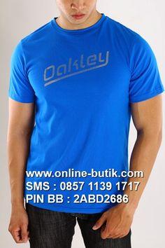 KAOS OAKLEY ORIGINAL | Kode : TO OAKLEY 84 | Rp. 205,000