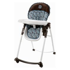 Safety High Chairs 2012