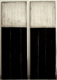 Christian Hetzel - wood panels . Holzpaneele