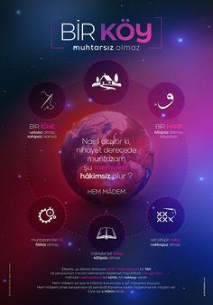 Grafikle İslamiyet | Görsel, Kolay, Anlaşılır Islam, Spirituality, Ale, Poster, Muhammed Sav, Beer, Ale Beer, Spiritual, Ales