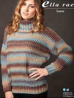 Free Ella Rae Seasons Sweater Pattern