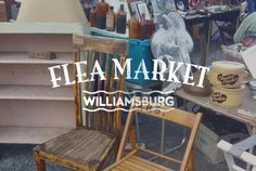 Williamsburg Flea Market - East River State Park, N 7th & Kent Avenue Williamsburg, Brooklyn