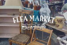 Williamsburg Flea Market - East River State Park, N 7th & Kent Avenue Williamsburg, Brooklyn