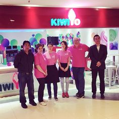 "@kiwiyonz's photo: ""We are very proud to announce that we have officially opened the first KiwiYo in China! HUGE CONGRATS and THANKS to everyone who helped make this possible. #kiwiyo #china #beijing #nowswirling"""