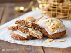 These healthy cookies are inspired by one of my favourite Italian recipes. You will never know they are low-carb gluten-free & sugar-free! Anise Cookies, Keto Cookies, Healthy Cookies, Cookies Et Biscuits, Diabetic Desserts, Paleo Dessert, Low Carb Desserts, Dessert Recipes, Gluten Free Recipes