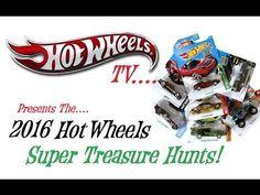 2016 Hot Wheels Super Treasure Hunts