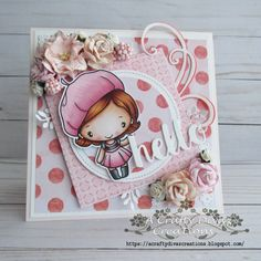 GUEST DESIGNER RACQUEL BLACK with BONJOUR ANYA : The Greeting Farm – Clear Stamps, Rubber Stamps, Cardmaking USA