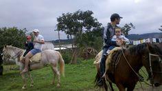 Um passeio a Cavalo