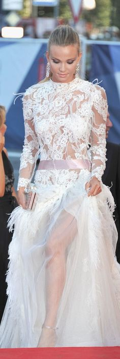 Alberta Ferretti ღ♥Please feel free to repin ♥ღ www.fashionandclothingblog.com