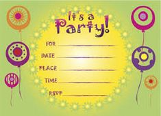 How To Make Birthday Invitations Online Free Invitation Templates Kids Party