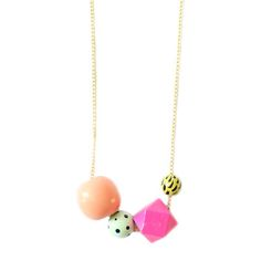 Joyful Necklace, Mel