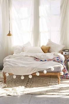 Boho Chic Interior Design - Bohemian Bedroom Design - Josh and Derek Bedroom Inspo, Home Bedroom, Bedroom Decor, Bedroom Ideas, Bedroom Inspiration, Gypsy Bedroom, Headboard Ideas, Master Bedroom, Design Bedroom