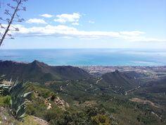 Benicàssim, Desierto de las Palmas, Paz, Mediterráneo,