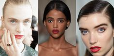 The fresh new way to wear red lipstick: http://lcky.mg/1KVDTVM