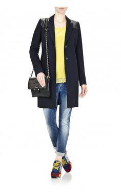Saldi, saldi, saldi…io sono in ritardo e voi? | #Fashionable #Cloud Cappotto e total look Liu Jo www.fashionablecloud.com