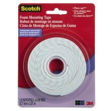 Scotch Foam Mounting Tape