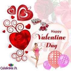 Valentine's day right around the corner, hottest place to be in Ireland is at the CelebrateIt Party shop. Huge range of latest Valentine's Day collection.