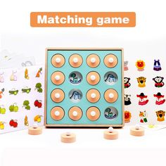 Baby Noah Memory Matching Puzzle Card Board Game | Improve Focus and Concentration for Toddler Kids | Family Fun Toys for Preschool Children Age 3 and Up *** Click on the image for additional details. (This is an affiliate link) Card Games For Kids, Games For Toddlers, Science Kits, Memory Games, Family Game Night, Heart For Kids, Teaching Materials, Learning Toys, Matching Games