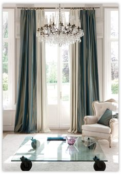 Welcome to Joanne Fabrics ::: 2013 I love the height of windows an. The fabric is lovely