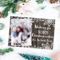 Family Christmas Card Holiday Cards Family by PrintYourInvite Family Christmas Cards, Family Holiday, Christmas 2016, Christmas Wishes, Holiday Cards, Christmas Holidays, Merry Christmas, Christmas Invitations, Holiday Time