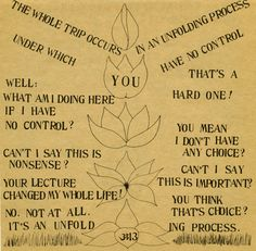 Ram Dass. Be Here Now. 1971. Contd from here