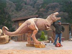 Dino Chainsaw