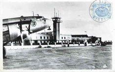 TUNISIE TUNIS El Aouina — 1830-1962 ENCYCLOPEDIE de L'AFN Sud Aviation, San Francisco Ferry, Travel, Viajes, Destinations, Traveling, Trips