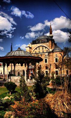 Konya-Tarihi-Yerler