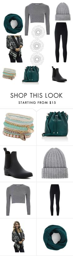 """Gray green"" by celeste-05 ❤ liked on Polyvore featuring ALDO, Proenza Schouler, Jeffrey Campbell, The Elder Statesman, Glamorous, adidas Originals and BP."