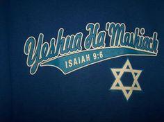 YESHUAH Ha Mashiach (Mesiah) Isaiah 9:6