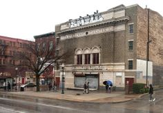 The Parkway Theatre, at 5 West North Avenue, is considered the anchor of the Station North Arts redevelopment. Lt. Gov. Anthony Brown, joine...