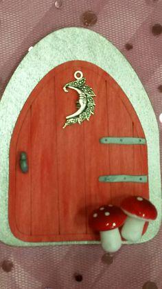 fairy door fairy garden fairy accessories by magikallittlethings
