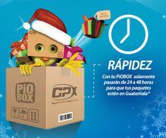 #MeGustaDeNavidad  Tener el mejor #PiOBOX de Guatemala.   www.cpxbox.gt| PBX:23112929