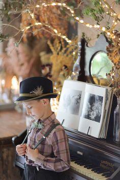 キッズフォト Captain Hat, Lighting, Kids, Fashion, Young Children, Moda, Boys, Fashion Styles, Lights