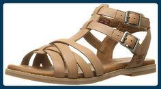 Timberland ,  Damen Sandalen , Braun - Braun - A138S - Größe: 37.5 - Sandalen für frauen (*Partner-Link)
