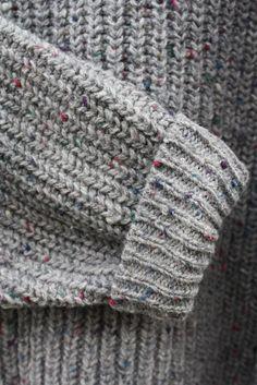 Gap Marled Wool Grey Sweater Mens by flickaochpojke on Etsy, $39.00