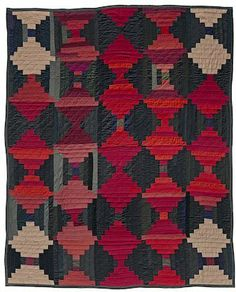 amish quilt would love to use DS new Ansonia fabric, and solids with this pattern!