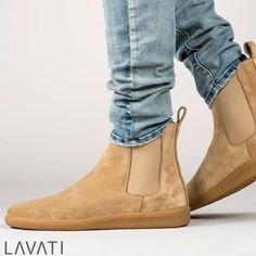 Restock of our Seline chelsea boot sneakers in size 42 available now online. #LAVATI #Handmade